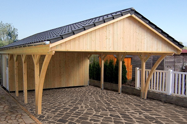 carport satteldach mit satteldach with carport satteldach latest bungalow a massiver bungalow. Black Bedroom Furniture Sets. Home Design Ideas